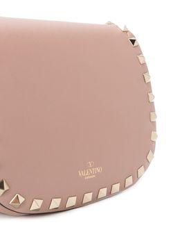 Сумка Rockstud Valentino                                                                                                              Nude & Neutrals цвет