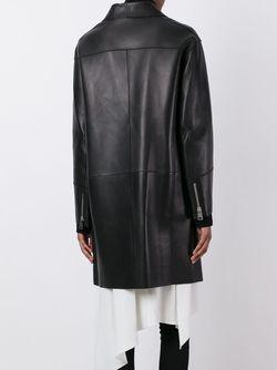 Куртка Camill Bonde Sylvie Schimmel                                                                                                              черный цвет