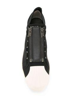 Классические Кроссовки На Шнуровке Y-3                                                                                                              черный цвет