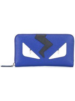 Кошелек Bag Bugs Fendi                                                                                                              синий цвет