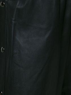 Укороченные Брюки Maison Margiela                                                                                                              черный цвет