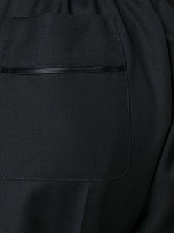 Брюки Прямого Кроя FOR RESTLESS SLEEPERS                                                                                                              чёрный цвет