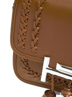Сумка Через Плечо Tod'S                                                                                                              коричневый цвет