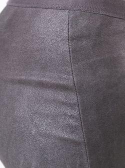 Леггинсы С Панельным Дизайном Rick Owens                                                                                                              серый цвет