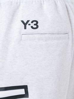Шорты На Шнурке Y-3                                                                                                              белый цвет