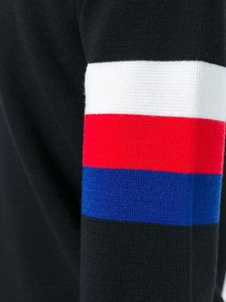 Striped Sleeve Jumper J.W. Anderson                                                                                                              чёрный цвет