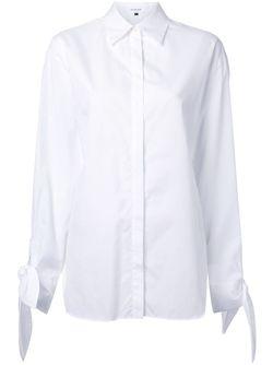 Рубашка С Бантом LE CIEL BLEU                                                                                                              белый цвет