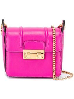Сумка Через Плечо Jiji Lanvin                                                                                                              розовый цвет