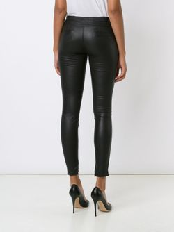 Sonia Leather Trousers RTA                                                                                                              черный цвет
