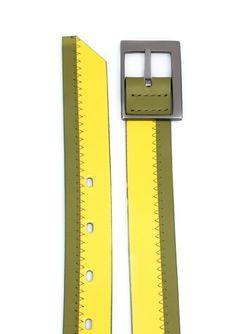 Ray Belt Issey Miyake                                                                                                              желтый цвет