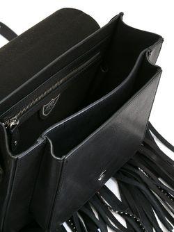 Сумка С Бахромой И Заклепками HTC Hollywood Trading Company                                                                                                              черный цвет