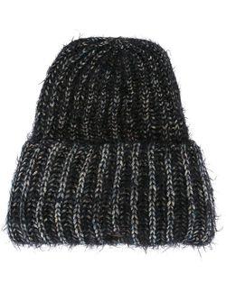 Шапка-Бини Beanieone SUPER DUPER HATS                                                                                                              черный цвет