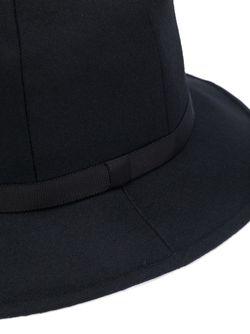6 Panel Hat Yohji Yamamoto                                                                                                              черный цвет