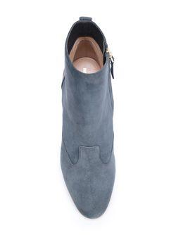 Ботинки Lucite Nicholas Kirkwood                                                                                                              синий цвет