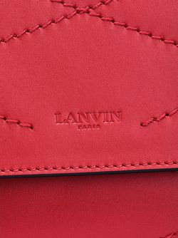 Сумка На Плечо Sugar Lanvin                                                                                                              красный цвет