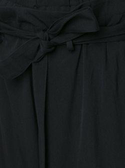 Широкие Брюки С Эластичным Поясом Y'S                                                                                                              чёрный цвет