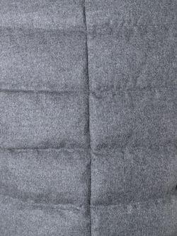 Стеганый Пуховик Herno                                                                                                              серый цвет