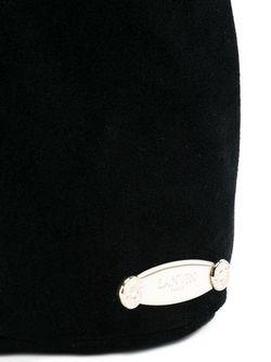 Сумка-Ведерко Aumoniere Lanvin                                                                                                              чёрный цвет