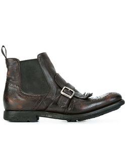 Ботинки С Пряжками Church'S                                                                                                              коричневый цвет