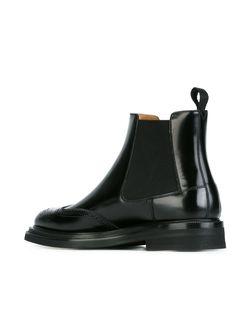 Ботинки-Челси С Перфорацией Church'S                                                                                                              черный цвет