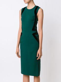 Sheath Dress Altuzarra                                                                                                              зелёный цвет
