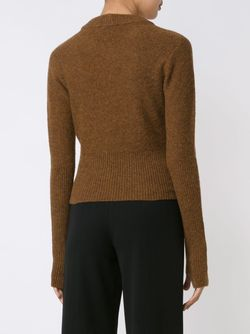 Джемпер Pecan LEMAIRE                                                                                                              коричневый цвет