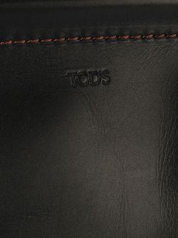 Средняя Сумка-Тоут Tod'S                                                                                                              чёрный цвет