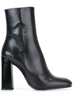 Ботинки По Щиколотку Jil Sander                                                                                                              чёрный цвет