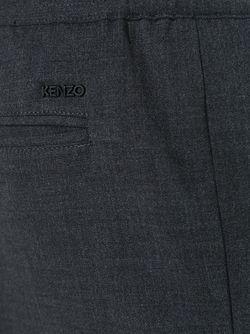Брюки Классического Кроя Kenzo                                                                                                              серый цвет