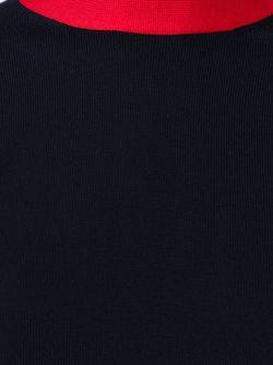 Contrast Detailing Jumper MSGM                                                                                                              синий цвет