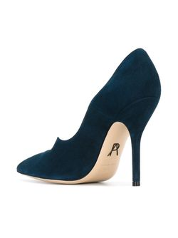 Туфли Zenadia Paul Andrew                                                                                                              синий цвет