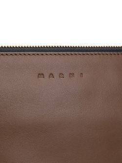 Double Compartment Shoulder Bag Marni                                                                                                              черный цвет