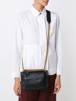 Double Compartment Shoulder Bag Marni                                                                                                              черный цвет