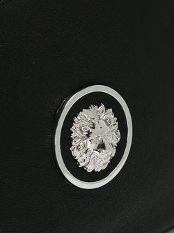 Клатч С Логотипом Versus                                                                                                              черный цвет