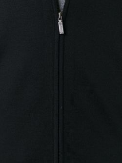 Кардиган Baldemario-B На Молнии Boss Hugo Boss                                                                                                              черный цвет