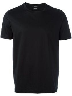 Футболка Tiburt Boss Hugo Boss                                                                                                              чёрный цвет