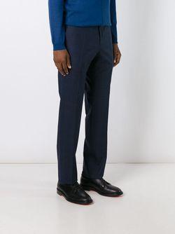 Брюки T-Gilsen Boss Hugo Boss                                                                                                              синий цвет