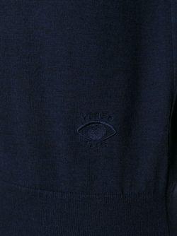 Джемпер С Круглым Вырезом Kenzo                                                                                                              синий цвет