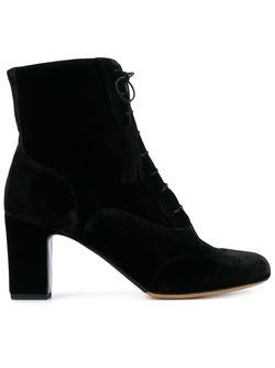 Ботинки По Щиколотку Afton Tabitha Simmons                                                                                                              чёрный цвет