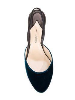 Туфли Celestine Paul Andrew                                                                                                              синий цвет