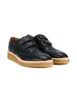 Sacramento Oxford Shoes WHF WEBER HODEL FEDER                                                                                                              черный цвет
