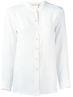 Рубашка Без Воротника 'S Max Mara                                                                                                              белый цвет