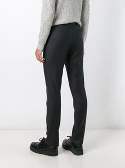 Tailored Slim Fit Trousers Lanvin                                                                                                              серый цвет