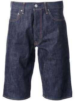 Saints Day Shorts Biro                                                                                                              синий цвет