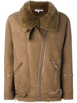 Куртка Из Овчины Barrett Iro                                                                                                              Nude & Neutrals цвет