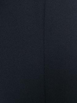 Расклешенные Брюки Pierre Balmain                                                                                                              синий цвет