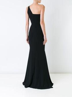 Вечернее Платье Felicette ALEX PERRY                                                                                                              черный цвет