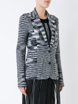 Knitted Blazer Missoni                                                                                                              чёрный цвет