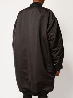 Zipped Bomber Coat Faith Connexion                                                                                                              черный цвет