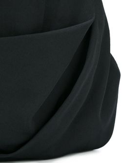 Рюкзак Drap Tuck Yohji Yamamoto                                                                                                              черный цвет